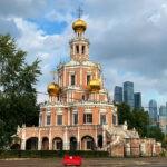 Церковь Покрова Богоматери в Филях (Москва) - для записи Монастыри Москвы - некоторые понятия