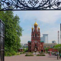 Фото к записи Фотогалерея-1 Монастыри Москвы (мужские и женские)