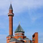 Фото - Мемориальная мечеть на Поклонной горе (Москва)