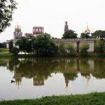 Фото - Новодевичий женский монастырь - одна из обителей Москвы