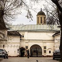 Фото - Спасо-Андроников мужской монастырь - Запись в блоге Монастыри Москвы
