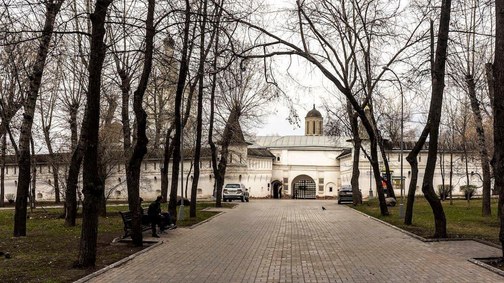 Фото - Спасо-Андроников мужской монастырь (Москва)