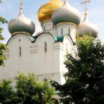 Смоленский Собор Новодевичьего женского монастыря - фото для записи Устав Монастыря