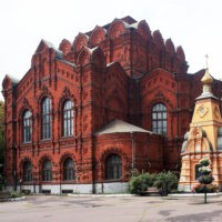 Фото - Скорбященский Женский Монастырь (город Москва)