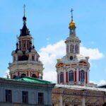 Фото - Заиконоспасский мужской монастырь (город Москва)