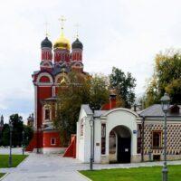 Фото - Знаменский мужской монастырь (город Москва)