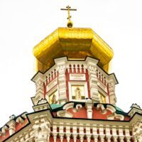 Фото - Богоявленский Собор в Богоявленском монастыре (Москва)