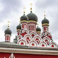 Фото - Церковь Георгия Победоносца в Ендове (город Москва)