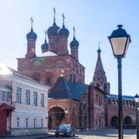 Фото - Успенский Собор на Крутицком Патриаршем Подворье (Москва)