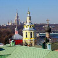 Фото - Андреевский мужской монастырь (город Москва)