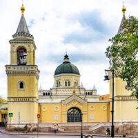 Фото - Иоанно-Предтеченский женский монастырь (город Москва)