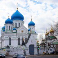 Фото - Николо-Перервинский мужской монастырь (город Москва)